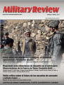 Military Review, Hispanoamericana, marzo-abril 2011.
