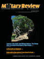 Military Review, July-August 2011.