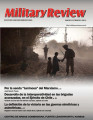 Military Review, Hispanoamericana, enero-febrero, 2012.