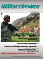 Military Review, July-August 2009.