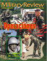 Military Review, Hispanoamericana, julio - agosto, 2000.