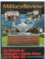 Military Review, Hispanoamericana, mayo - junio, 2000.