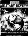 Military Review, January 1950.