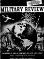 Military Review, March 1950.