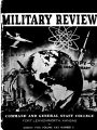 Military Review, August 1950.
