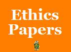 Ethics brief: our rights or what is right.