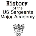 US Army Sergeants Major Academy annual historical review:  1 January- 31 December 1985-