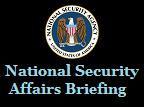 Unclassified National Security Affairs briefing  Pakistan.