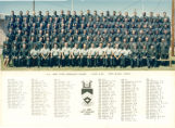 U.S. Army First Sergeants Course, Class 6-86.
