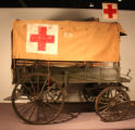Model 1909 Army Ambulance Wagon.