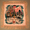 Civilian Conservation Corps Souvenir Pillow Case.