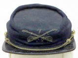 Pattern 1872 Officers Forage Cap.