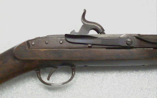 Model 1843 Breech Loading Percussion Carbine.