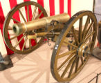 Model 1850 Howitzer Gun Carriage.