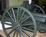 Model 1902 Field Gun Carriage.