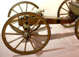 Prairie Field Gun Carriage.
