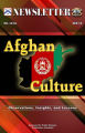 Afghan culture : observations, insights, and lessons.