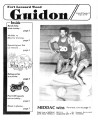 Fort Leonard Wood Guidon. August 08, 1985.