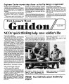 Fort Leonard Wood Guidon. July 25, 1985.