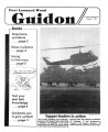 Fort Leonard Wood Guidon. August 01, 1985.