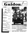Fort Leonard Wood Guidon. July 11, 1985.