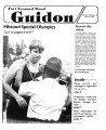 Fort Leonard Wood Guidon. May 23, 1985.