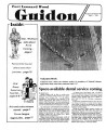 Fort Leonard Wood Guidon. April 11, 1985.