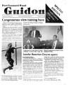 Fort Leonard Wood Guidon. October 10, 1985.