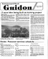 Fort Leonard Wood Guidon. March 28, 1985.