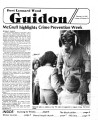 Fort Leonard Wood Guidon. February 14, 1985.