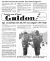Fort Leonard Wood Guidon. February 07, 1985.