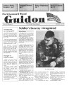 Fort Leonard Wood Guidon.  December 12, 1985.