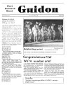 Fort Leonard Wood Guidon. April 03, 1986.