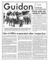 Guidon. June 12, 1986.