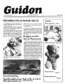 Guidon. July 22, 1983.