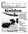 Fort Leonard Wood Guidon. December 06, 1984.