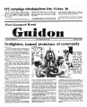 Fort Leonard Wood Guidon. October 04, 1984.