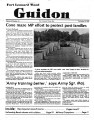 Fort Leonard Wood Guidon. September 06, 1984.