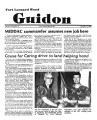 Fort Leonard Wood Guidon. October 11, 1984.