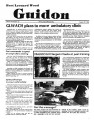 Fort Leonard Wood Guidon. August 30, 1984.