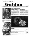Fort Leonard Wood Guidon. July 05, 1984.