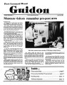 Fort Leonard Wood Guidon. June 28, 1984.