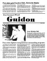 Fort Leonard Wood Guidon. June 21, 1984.