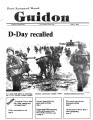 Fort Leonard Wood Guidon.  May 31, 1984.