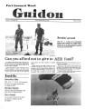 Fort Leonard Wood Guidon. May 24, 1984.