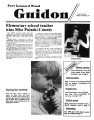 Fort Leonard Wood Guidon. April 19, 1984.