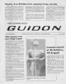 Fort Leonard Wood Guidon. June 12, 1980.