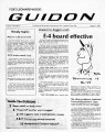 Fort Leonard Wood Guidon. August 07, 1980.
