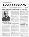 Fort Leonard Wood Guidon. August 14, 1980.