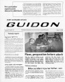 Fort Leonard Wood Guidon. August 21, 1980.
